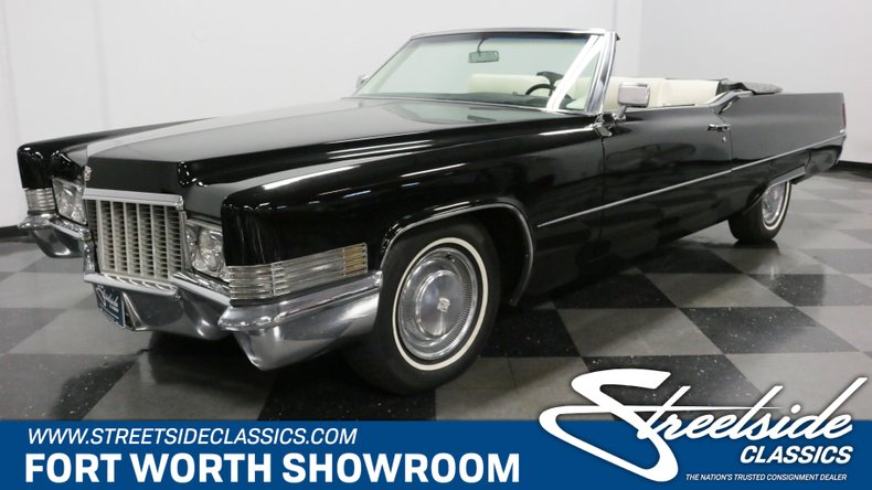 1970 Cadillac Deville Classic Cars For Sale Streetside Classics The Nation S 1 Consignment Dealer