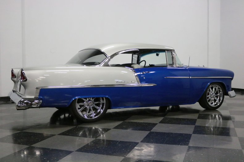 1955 Chevrolet Bel Air 14