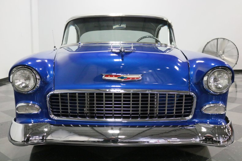 1955 Chevrolet Bel Air 19