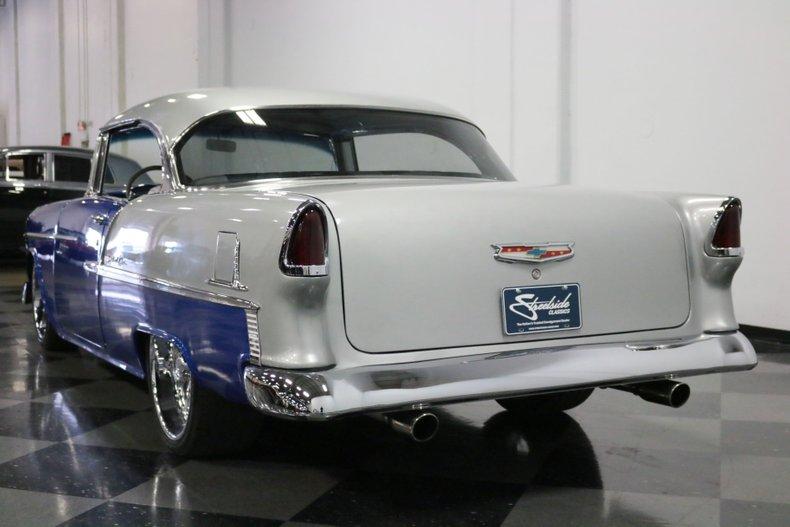 1955 Chevrolet Bel Air 10