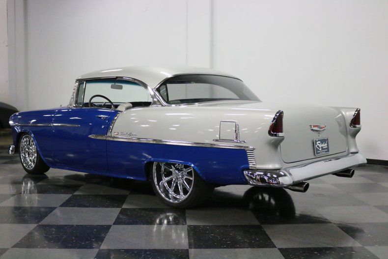 1955 Chevrolet Bel Air 9