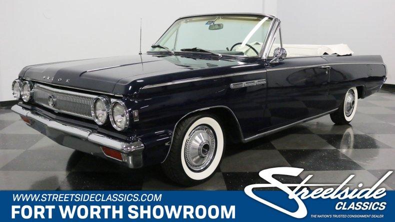For Sale: 1963 Buick Skylark