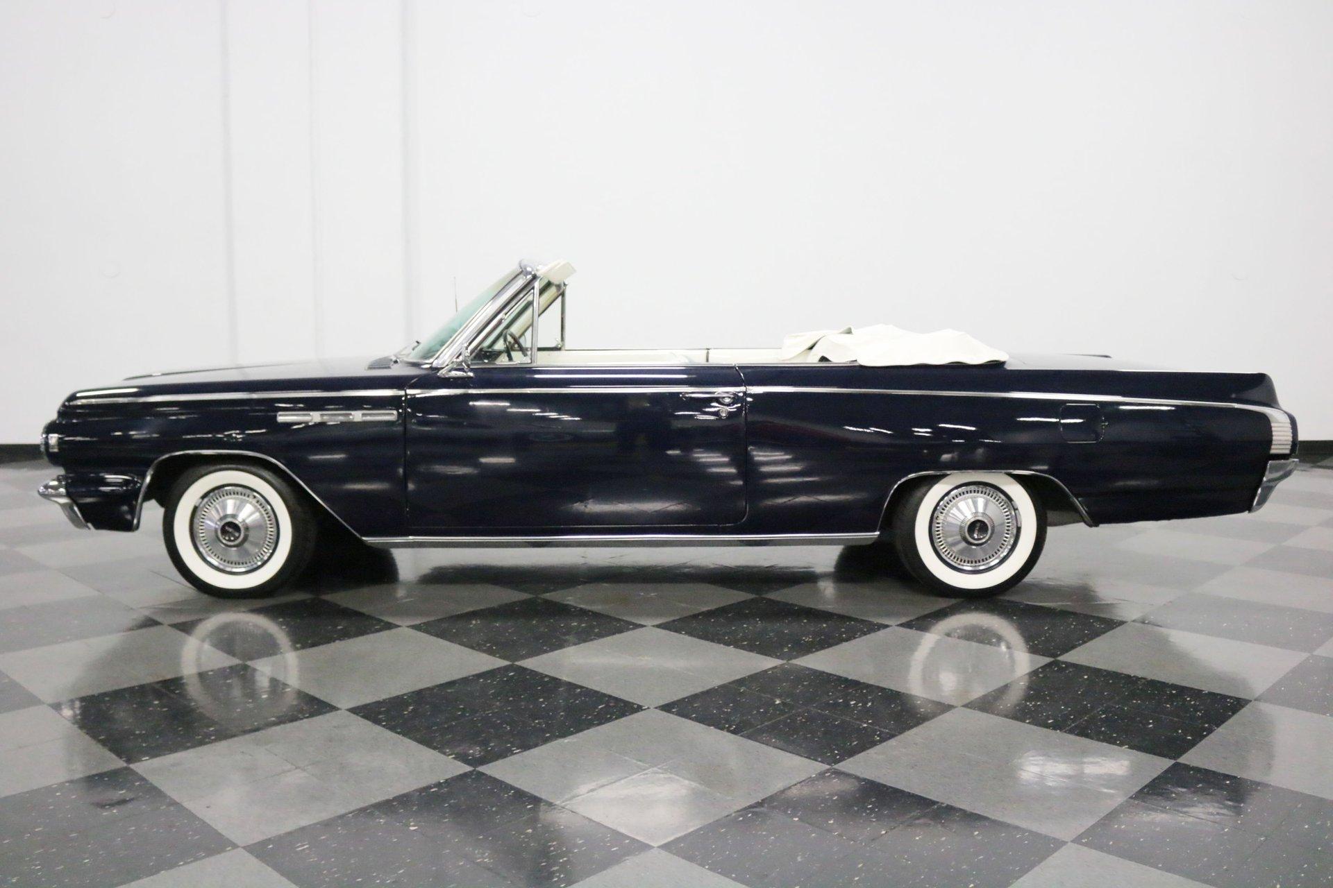 1963 buick skylark convertible