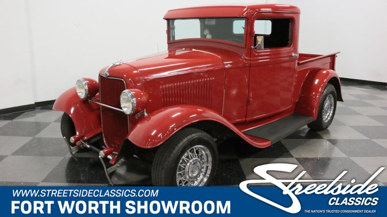 1932 Ford Pickup 1