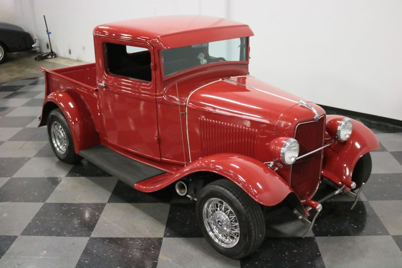 1932 Ford Pickup 70