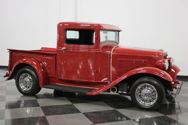 1932 Ford Pickup 16