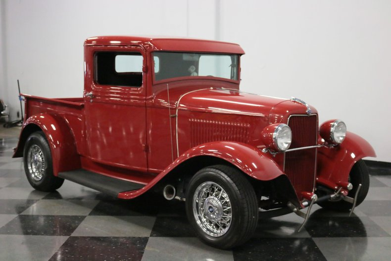 1932 Ford Pickup 17