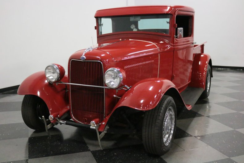 1932 Ford Pickup 20