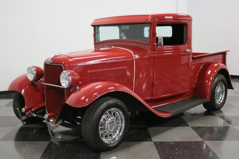 1932 Ford Pickup 5