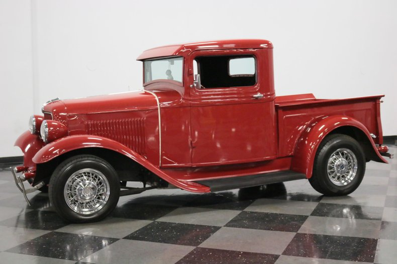 1932 Ford Pickup 6