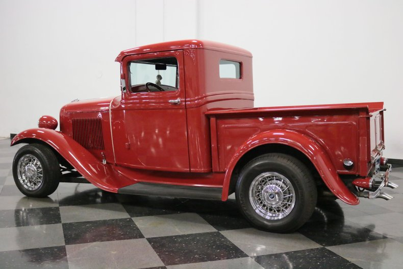 1932 Ford Pickup 8