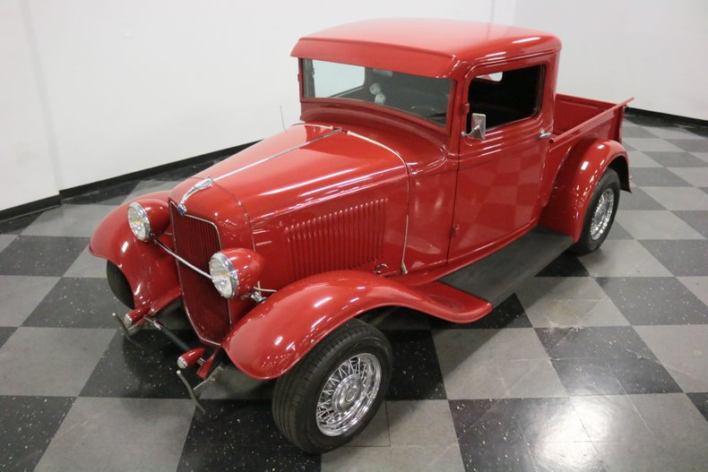 1932 Ford Pickup 21