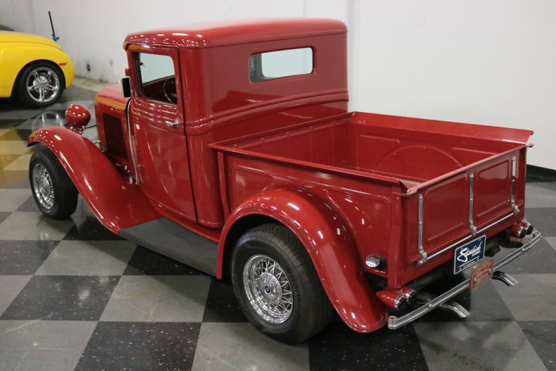 1932 Ford Pickup 71