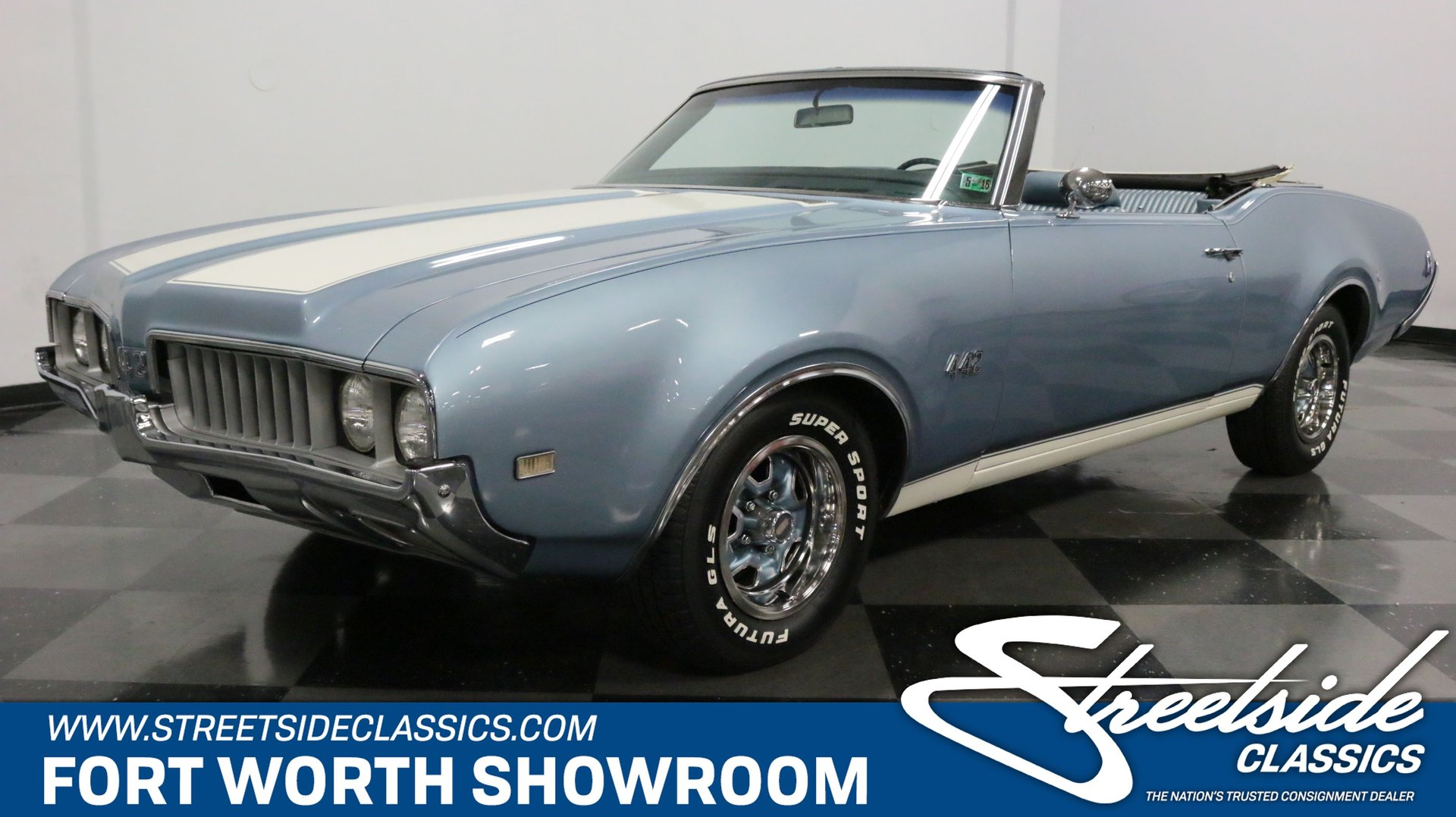 1969 Oldsmobile Cutlass 442 Tribute Convertible for sale