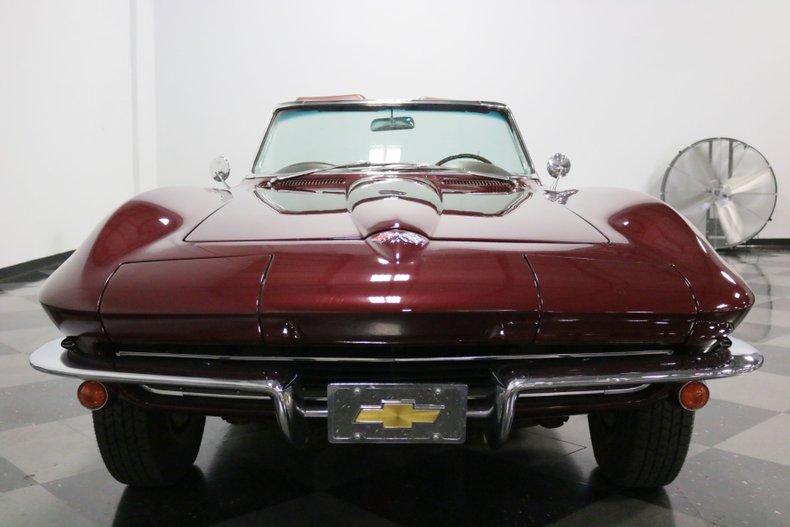 1965 Chevrolet Corvette Convertible for sale #132176   MCG