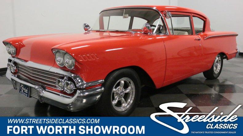 1958 Chevrolet Delray For Sale