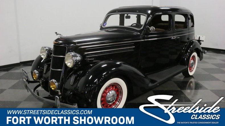 For Sale: 1935 Dodge Sedan