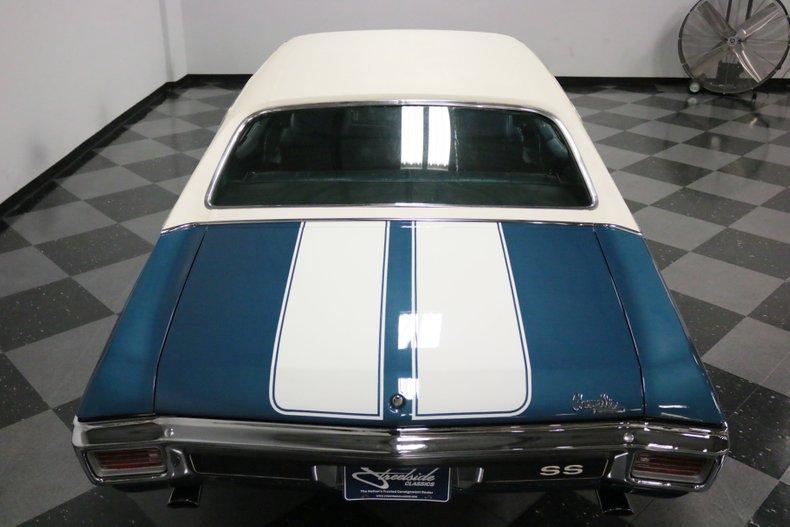 1970 Chevrolet Chevelle 32