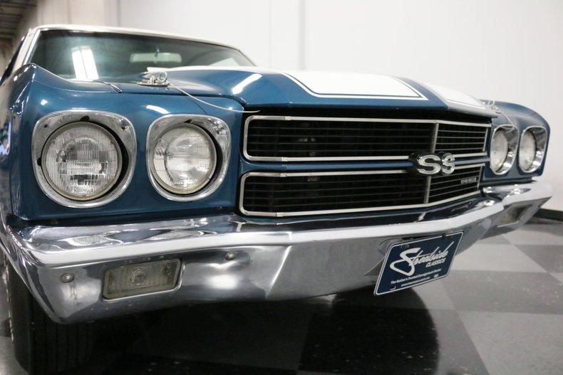 1970 Chevrolet Chevelle 72