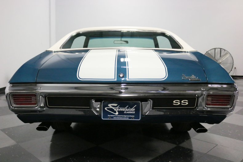 1970 Chevrolet Chevelle 12
