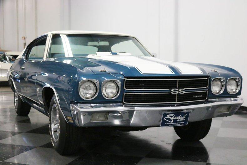 1970 Chevrolet Chevelle 19