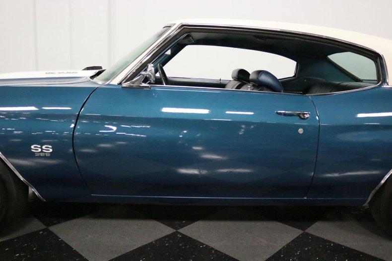 1970 Chevrolet Chevelle 28