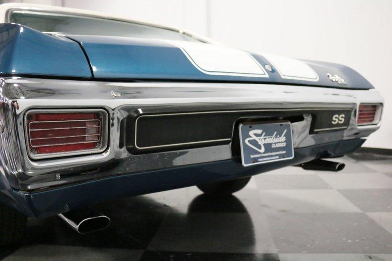 1970 Chevrolet Chevelle 73