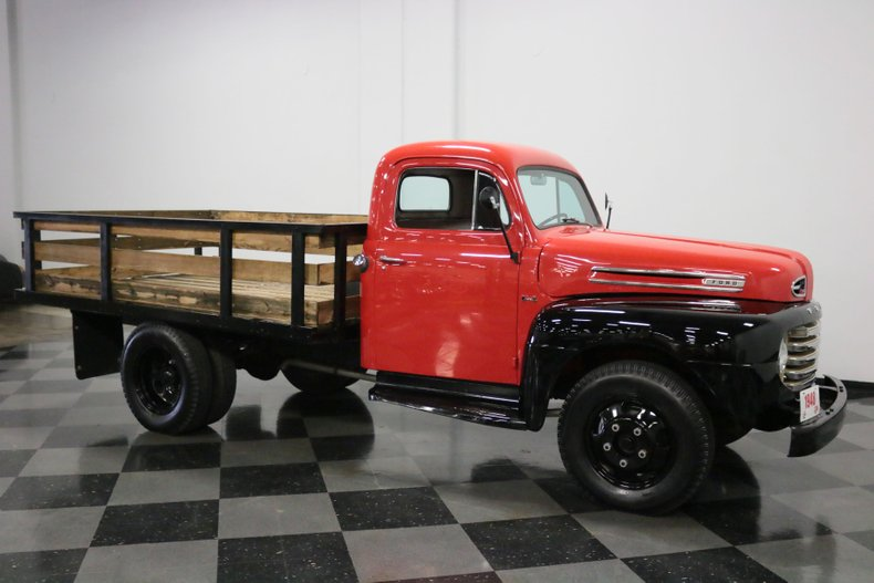 1948 Ford F-4 16