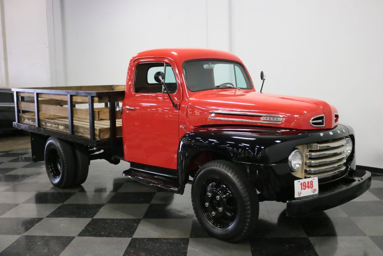 1948 Ford F-4 17