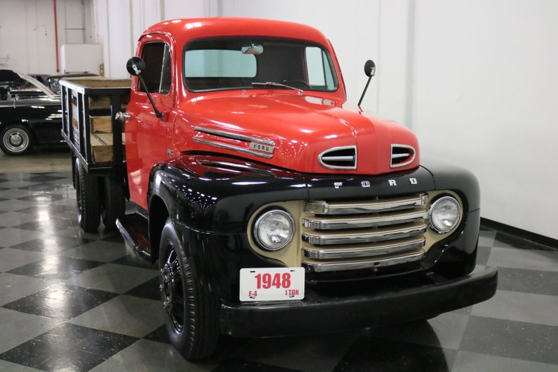 1948 Ford F-4 18
