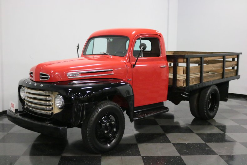 1948 Ford F-4 5