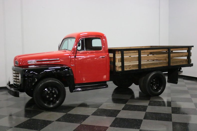 1948 Ford F-4 6