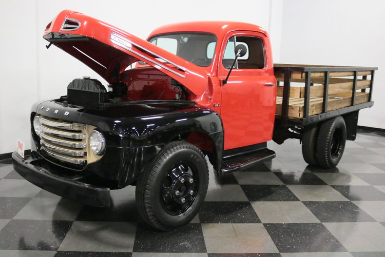1948 Ford F-4 39