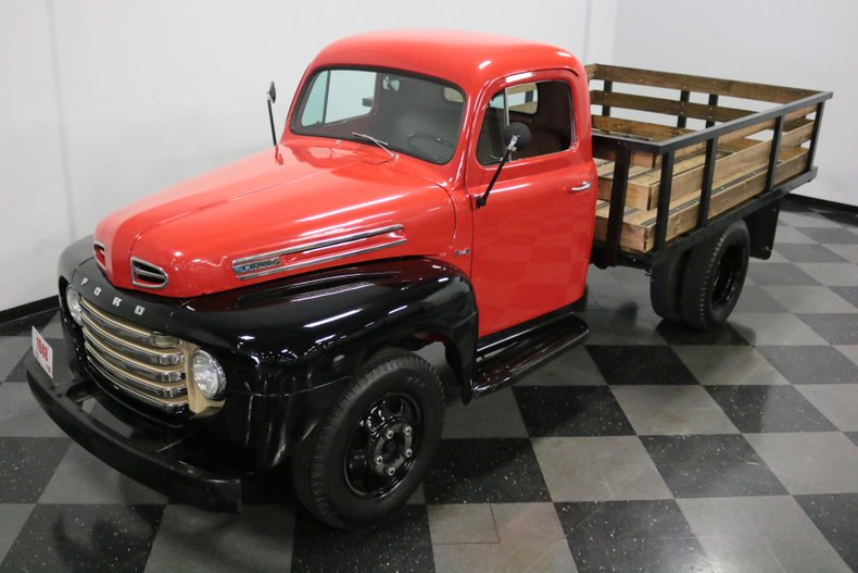 1948 Ford F-4 21