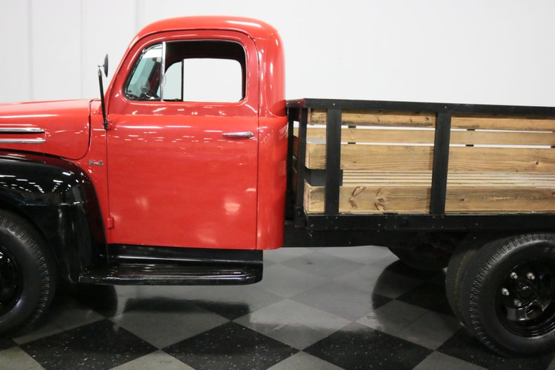 1948 Ford F-4 27