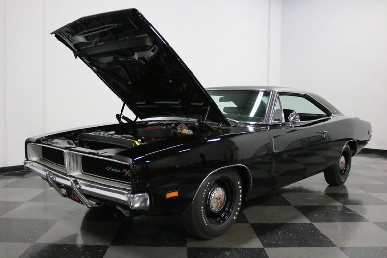 1969 Dodge Charger RT For Sale | AllCollectorCars com