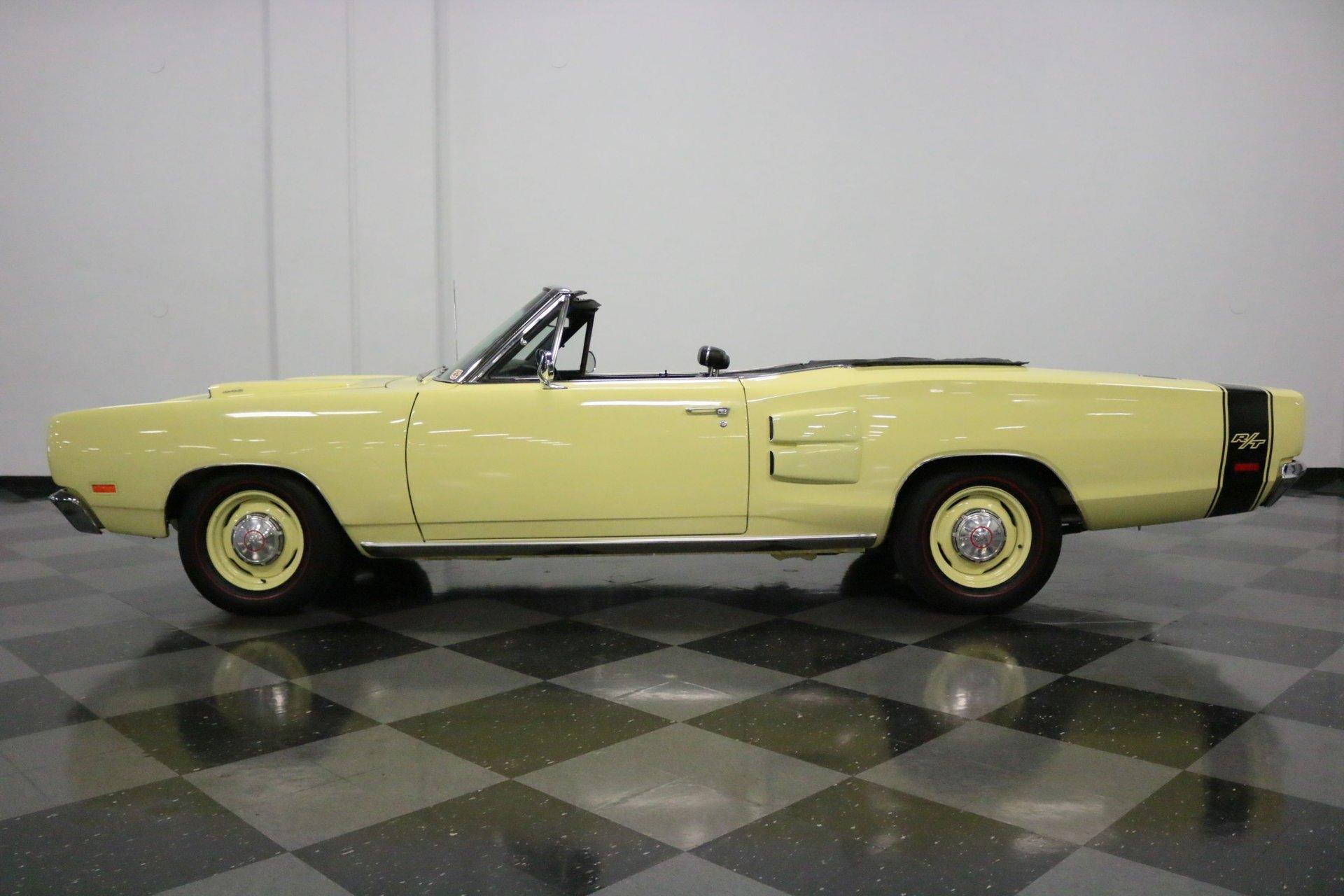 1969 dodge coronet r t convertible