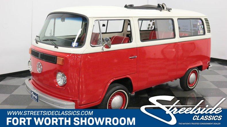 For Sale: 1975 Volkswagen Type 2