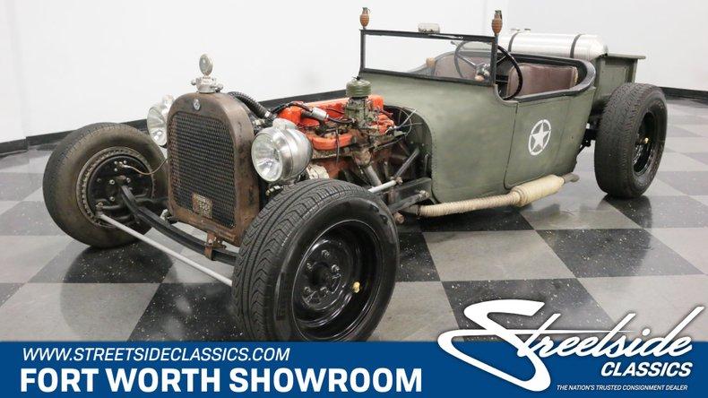 For Sale: 1920 Dodge Rat Rod