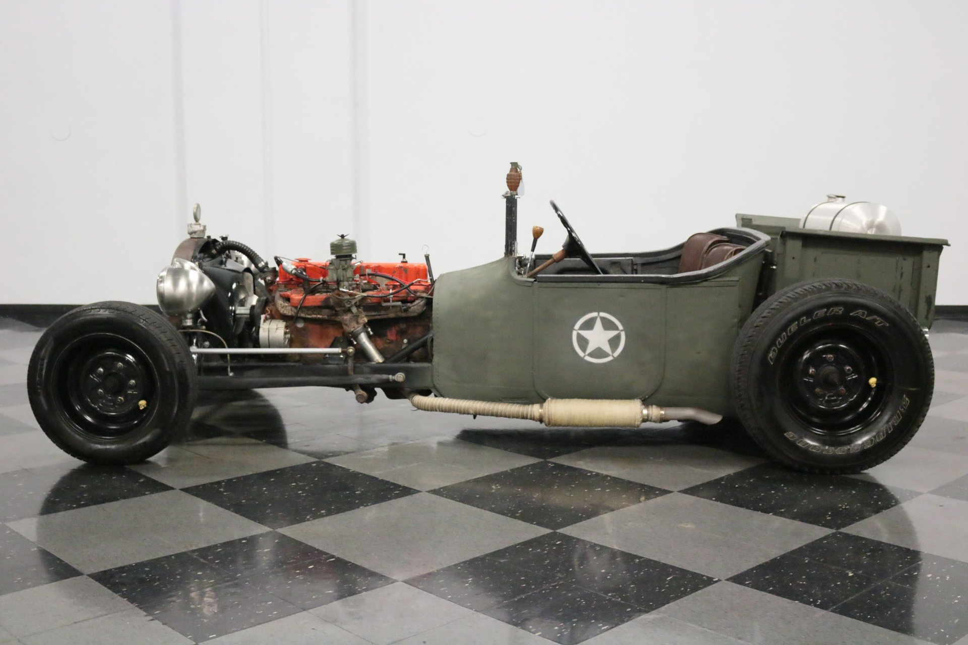 1920 dodge rat rod