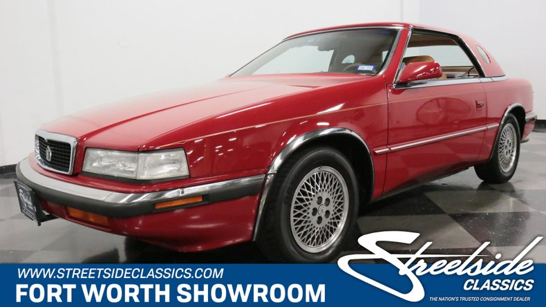 For Sale: 1989 Chrysler TC by Maserati