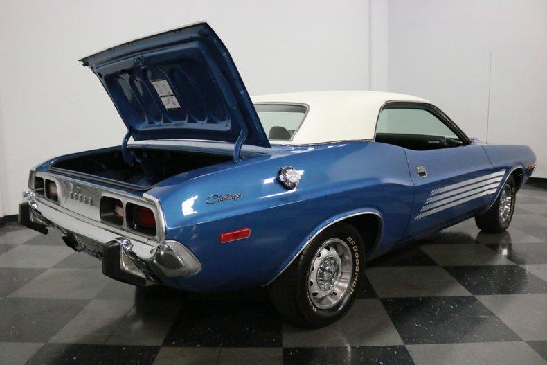 1973 Dodge Challenger 42