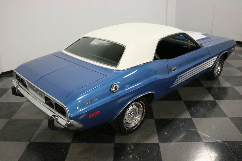 1973 Dodge Challenger 30
