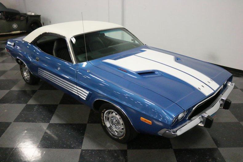 1973 Dodge Challenger 73