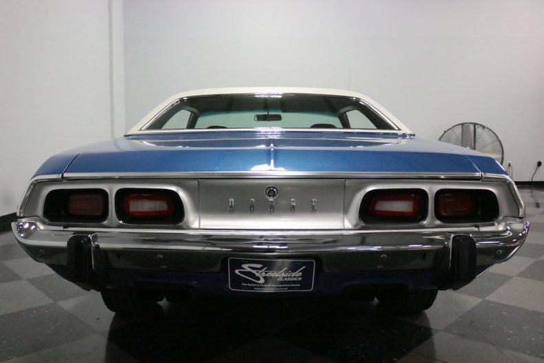 1973 Dodge Challenger 11