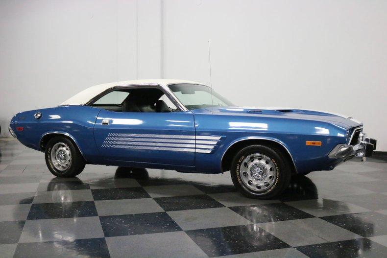 1973 Dodge Challenger 16