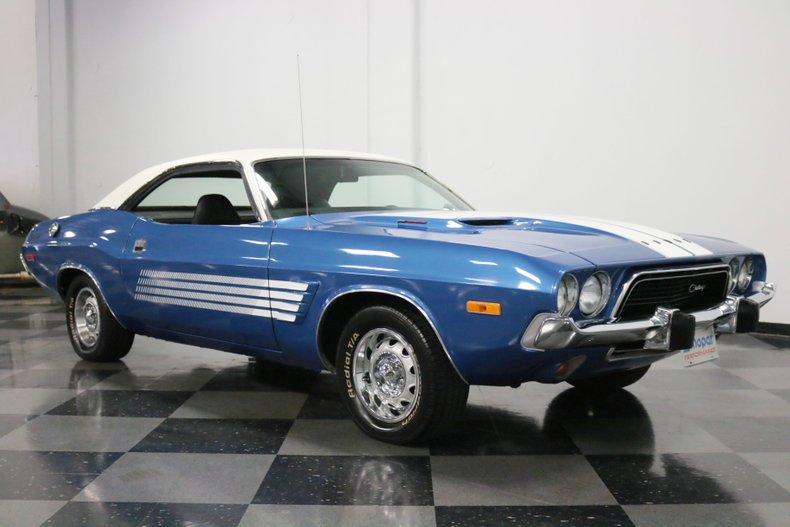 1973 Dodge Challenger 17