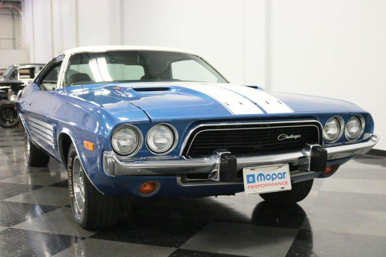 1973 Dodge Challenger 18