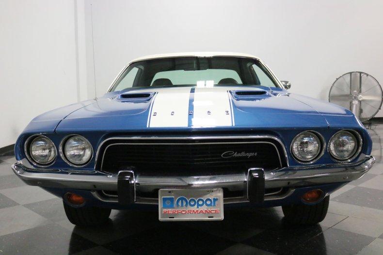 1973 Dodge Challenger 19