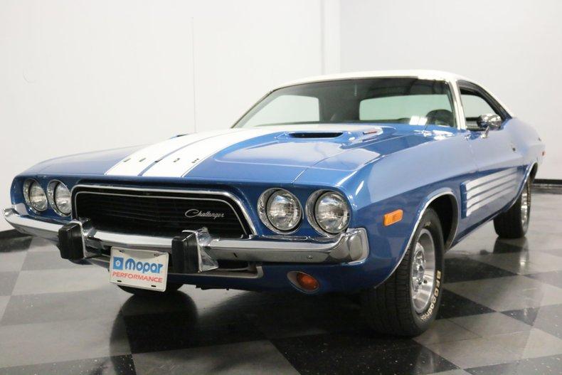 1973 Dodge Challenger 20